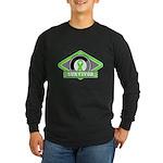 Non-Hodgkin's Lymphoma Long Sleeve Dark T-Shirt