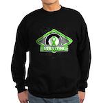 Non-Hodgkin's Lymphoma Sweatshirt (dark)