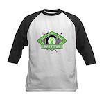 Non-Hodgkin's Lymphoma Kids Baseball Jersey