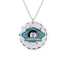 Thyroid Cancer Survivor Necklace