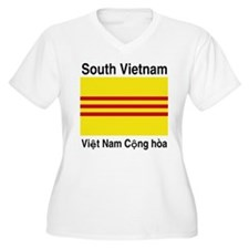 Unique Republic of south vietnam T-Shirt