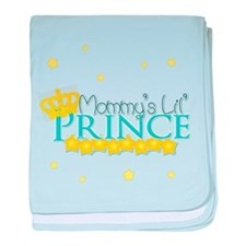 Mommy's Lil' Prince baby blanket