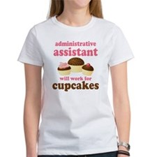 Funny Administrative Assistant Tee