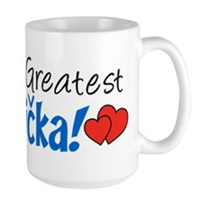 World's Greatest Babicka Mug