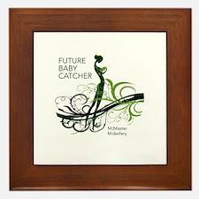 Cool Midwives Framed Tile