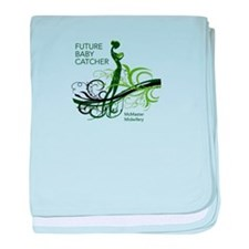 Cool Midwife baby blanket