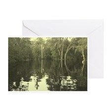River Flood Greeting Cards (Pk of 10)