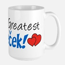 World's Greatest Dedecek Mug