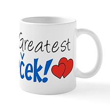 World's Greatest Dedecek Small Mug