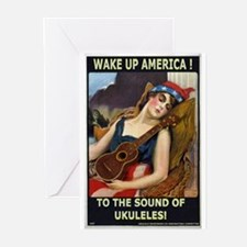 Wake Up America! Greeting Cards (Pk of 10)