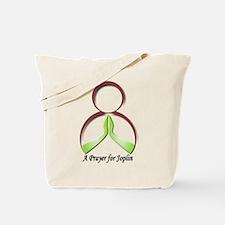 A Pray for Joplin Tote Bag