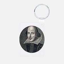 Wm Shakespeare Keychains