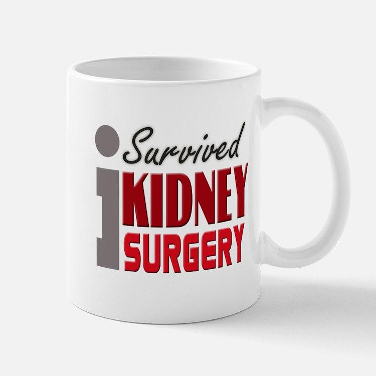 Kidney Surgery Survivor Mug