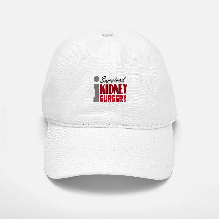 Kidney Surgery Survivor Baseball Baseball Cap