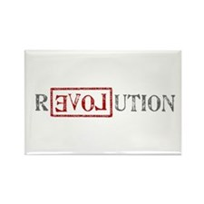 Revolution Rectangle Magnet
