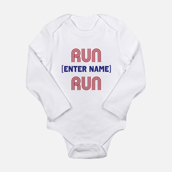 Run... Run Onesie Romper Suit