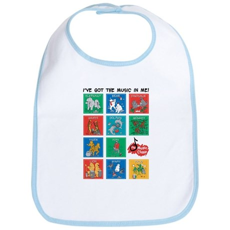 The Music Class Collections Bib