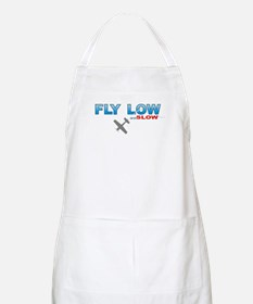 Fly Low and Slow Apron