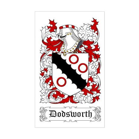 Dodsworth Sticker (Rectangle)