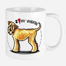 Wheaten Terrier Lover Small Small Mug