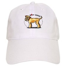 Wheaten Terrier Lover Baseball Cap