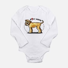 Wheaten Terrier Lover Onesie Romper Suit