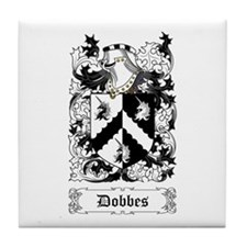 Dobbes Tile Coaster