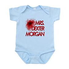 Mrs. Dexter Morgan Infant Bodysuit