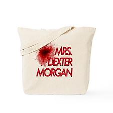 Mrs. Dexter Morgan Tote Bag