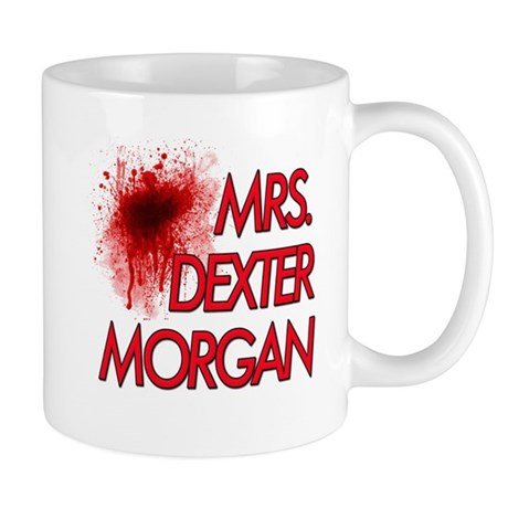 Mrs. Dexter Morgan Mug