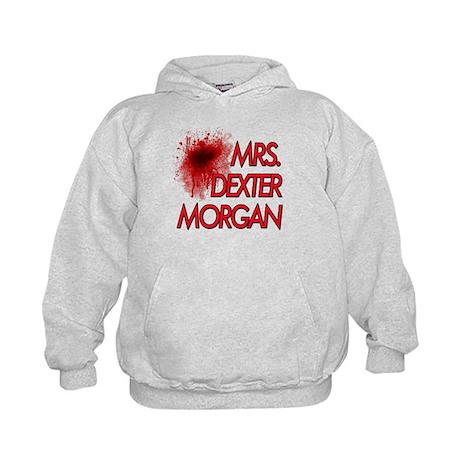 Mrs. Dexter Morgan Kids Hoodie