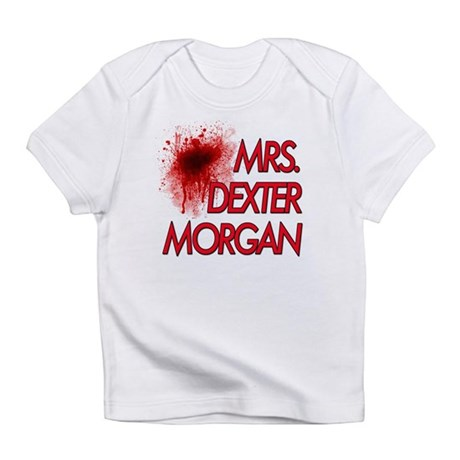 Mrs. Dexter Morgan Infant T-Shirt