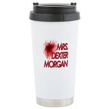 Mrs. Dexter Morgan Travel Mug