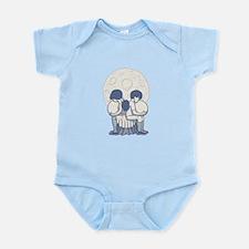 Illusion Skull 913 Infant Bodysuit