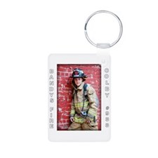 Colby Aluminum Photo Keychain