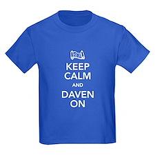 Keep Calm & Daven T