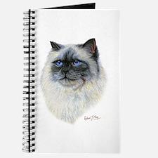 Birman Cat Journal