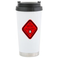 Femme Fatale Travel Coffee Mug