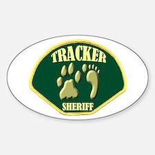 Sheriff Tracker Decal