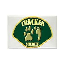 Sheriff Tracker Rectangle Magnet