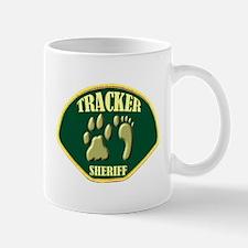 Sheriff Tracker Mug