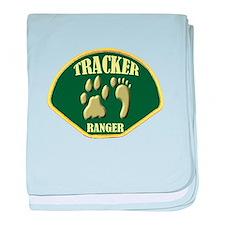 Tracker Ranger baby blanket