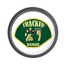 Tracker Ranger Wall Clock