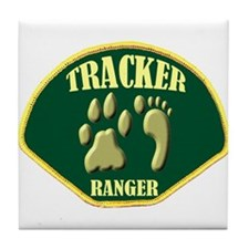 Tracker Ranger Tile Coaster