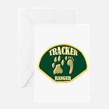 Tracker Ranger Greeting Card