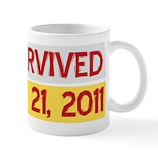 I Survived May 21, 2011 Mug