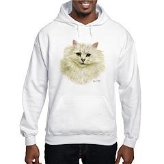 Chinchilla Persian Cat Hoodie