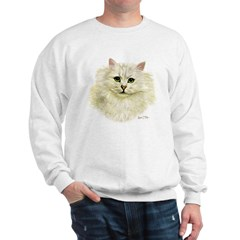Chinchilla Persian Cat Sweatshirt