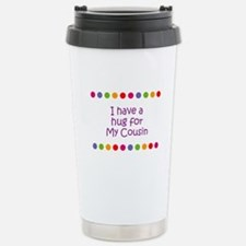 Cute Uncle nephew Travel Mug