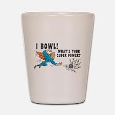 Funny I Bowl Shot Glass